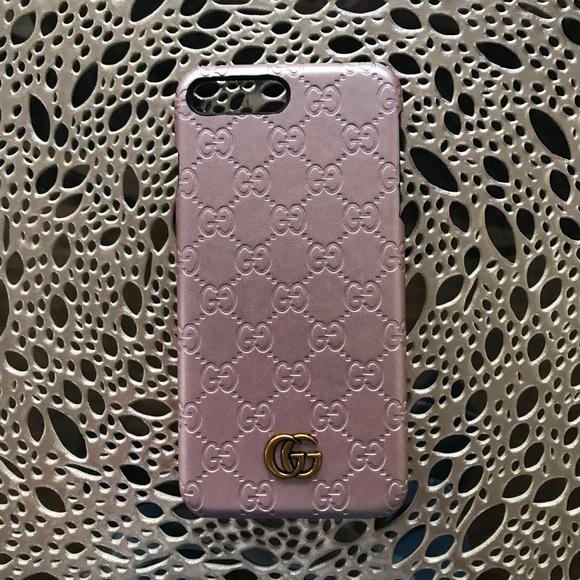 big sale 7ab9f aa231 Gucci 7/8 plus case. Monogram GG.